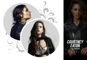 PNG Pack 02 | Courtney Eaton by LotteHolder