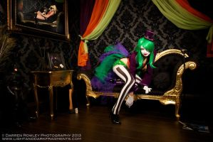 The Prowling Joker by GagaAlienQueen