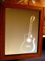 Acoustic Guitar by SleeplessGamerChick