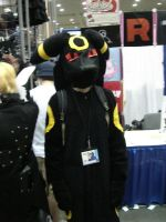 Otakon 2010 Cosplay Umbreon by Ho-ohLover