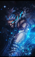 Akuma Vertical Signature by mAno971