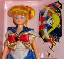 Sailor Moon S Excellent Team Doll - SOLD by onsenmochi