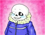 Sans loves you by Blissthehedgehog