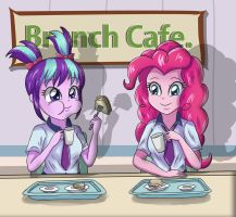 pinkie n glimmer by sumin6301