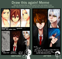 MISC: Vongola Improvement Meme by Shiki-iAM