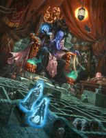 The Dungeon Master by RalphHorsley