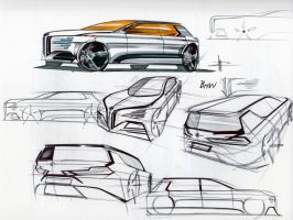 BMW concept by fjagcars