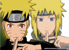 Naruto - Like Father, Like Son by DaRkSaSuKeFrEAk