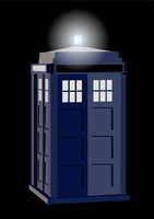 Animation - TARDIS by MisterAibo