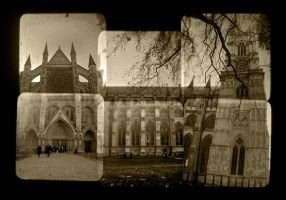 Westminster Abbey Side TTV by Veniamin