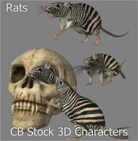 CB-3D Stock 18 by CB-Stock