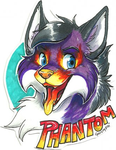 Phantom (#2 by GaruryKai) by Eric4372