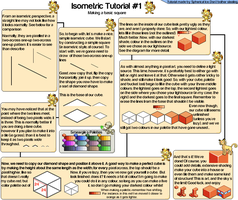 Isometric Tutorial by Z-ONE-UNIVERSE