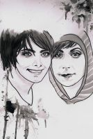 Frank and Gerard by shopper123