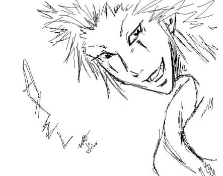 Axel head shot by CNat