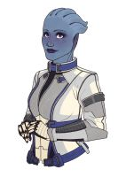 [ME] Liara T'Soni by hes-per-ides