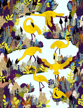Birds by catlee