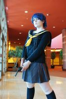 cosplay preview: girls' uniform naoto shirogane by lulukohime