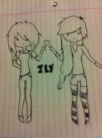 ILY for SimlyxSweet by INasNecHIld13