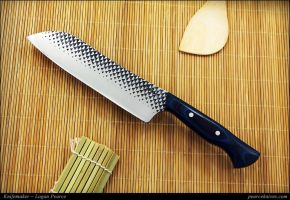 Rasp Santoku by Logan-Pearce