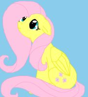 fluttershy!! by Ponyness1