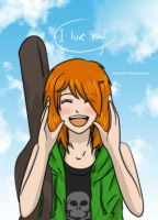 I Love You! by Sayo-TR