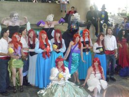 Otakon 2013 - Disney Photoshoot 012 by mugiwaraJM
