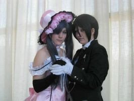 Sebastian and Ciel (old and edited) by katmac57