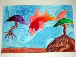 The fishy by Ninde