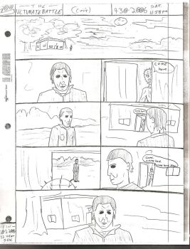 THE ULTIMATE BATTLE pg.200 by DW13-COMICS