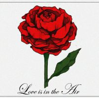 Love is in the Air - Coloured by achirakagami