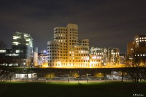 Gehry in Duesseldorf by Sockrattes