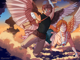 Take To The Sky by Hyannah