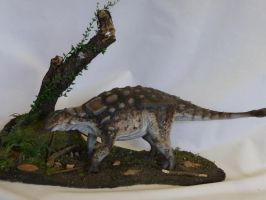 Another one of Ankylosaurus by Baryonyx-walkeri