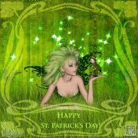 Happy St. Patrick's Day 2009 by chenoasart