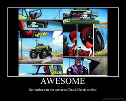Deadpool is awesome by DiverseDeviant