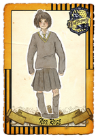 Hogwarts Academy application: Nox Rose by pokings