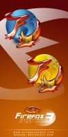 Firefox Experiment N3 by weboso