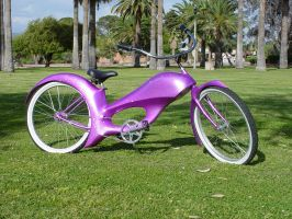 The Pink Bike 1 by caesar1996