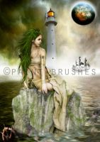 Siren's Call by paint-brushes