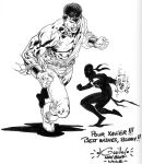 Luke Cage as Powerman by SpiderGuile