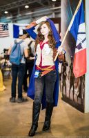 Ava Expo 2014 AC Unity by SweetPoisoncosplay