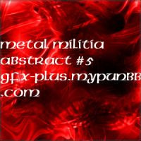 Metal Militia's Abstract 5 Ps5 by MetalM1l1t1a