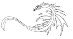 Dec. Request-Sky-Earth Dragon by Scatha-the-Worm