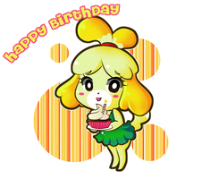 :Isabelle: by MeguBunnii