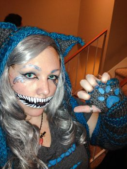 Cheshire Cat by CraftyRivers