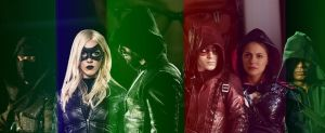 Team Arrow United by xGeorgexFx