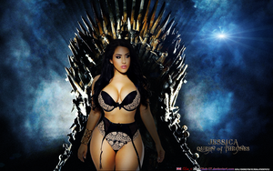 BABEWORLD#181: JESSICA: QUEEN OF THRONES by CSuk-1T