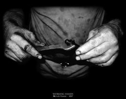 working hands - trabajo by ipawluk