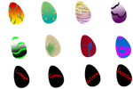 Fairy Dragon Egg Adopts OPEN by AfriditeAdopts